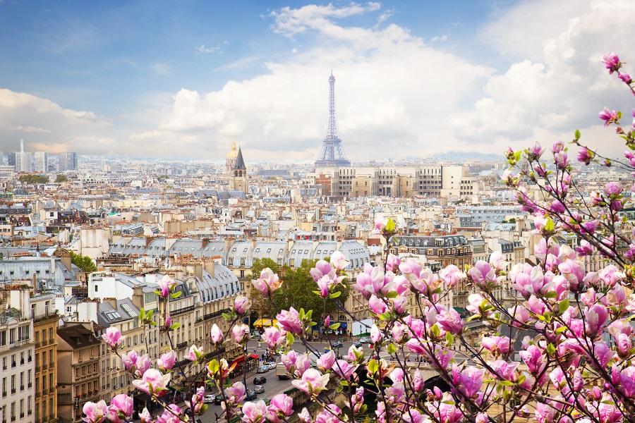 Intalnirea locului Paris